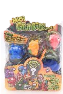 Mini Grungies Starter Set