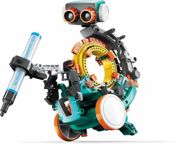 CIC- 5 in 1 Mechanical Coding Robot