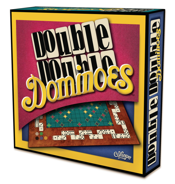 Double Double Dominoes