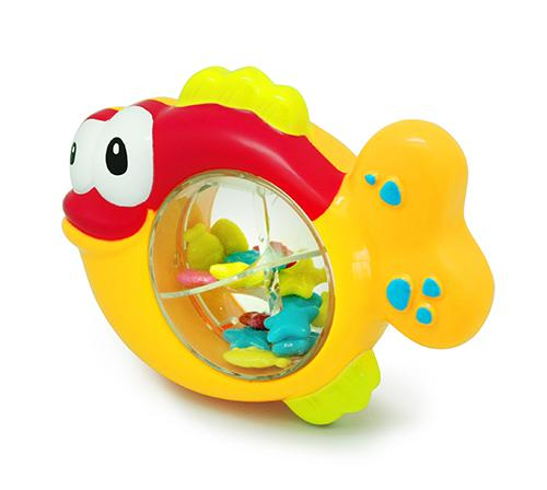 GLOO : BATH RATTLE - FISH
