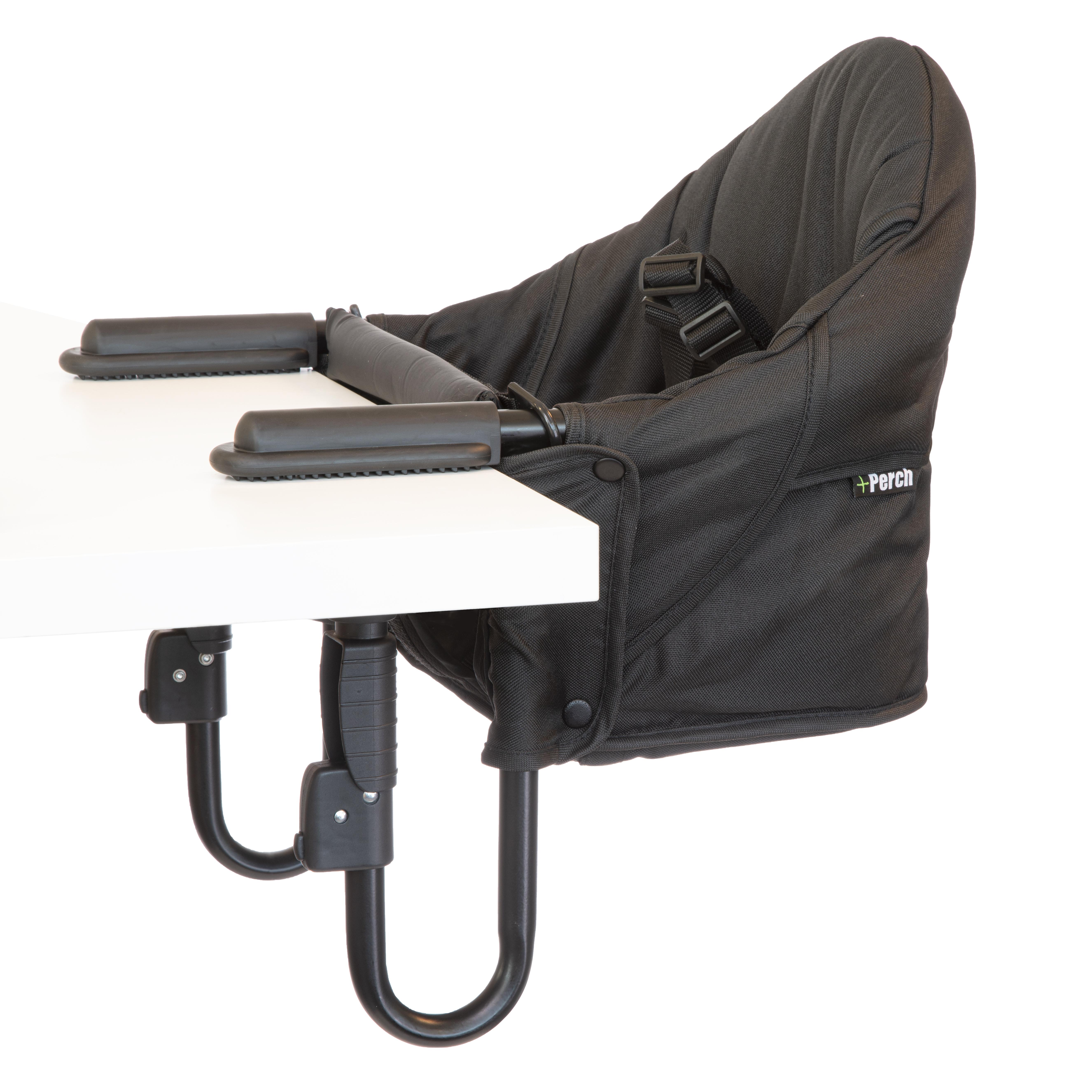 Perch Table Hook on Chair - Black