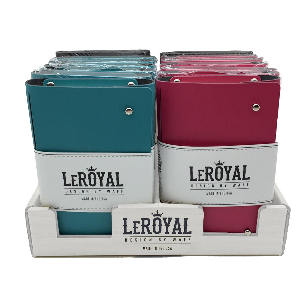 A6 Le Royal Journal (14 assortis)