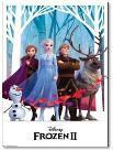 FROZEN 2 - GROUP POSTER