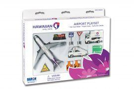HAWAIIAN AIRLINES PLAYSET NEW LIVERY