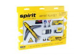 SPIRIT AIRLINES PLAYSET