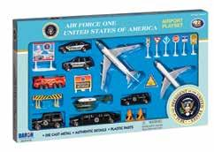 AIR FORCE ONE LARGE PLAYSET