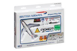 BRITISH AIRWAYS PLAYSET