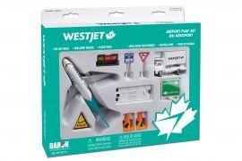 WESTJET AIRPORT PLAY SET NEW LIVERY