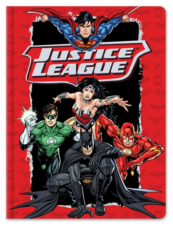 JUSTICE LEAGUE JOURNAL