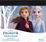 FROZEN 2 - MINI  STICKERLAND PAD - 6 PAGE