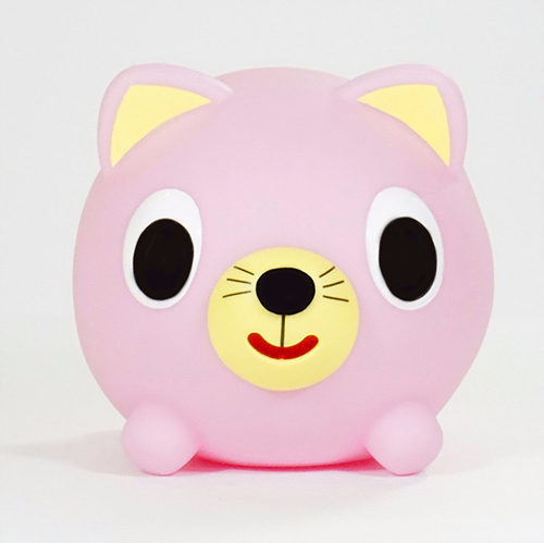 JABBER BALL CAT-PINK
