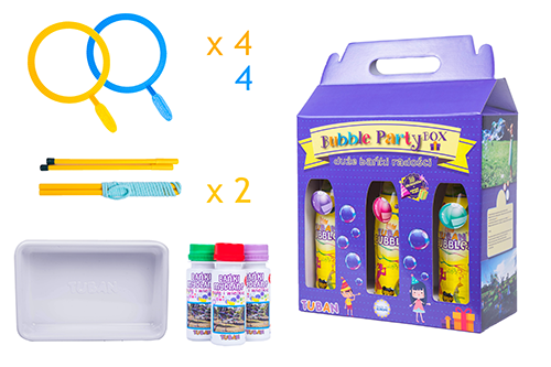 Bubble Party BOX NEW